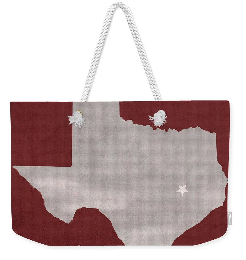 Texas A And M Weekender Tote Bags