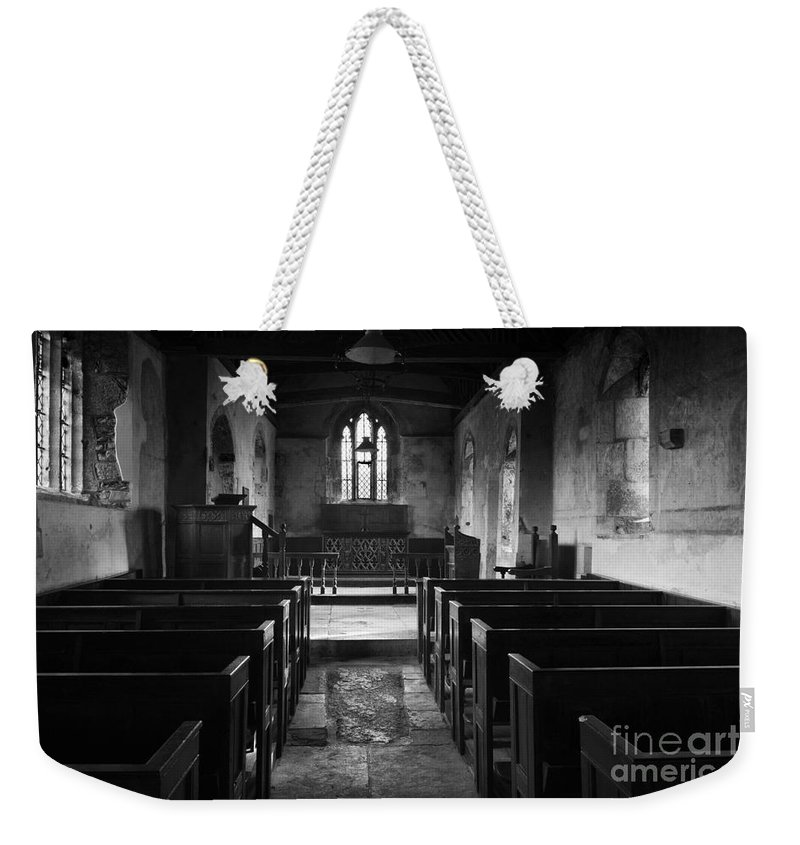 The Aisle Weekender Tote Bag featuring the photograph The Aisle by Doug Wilton