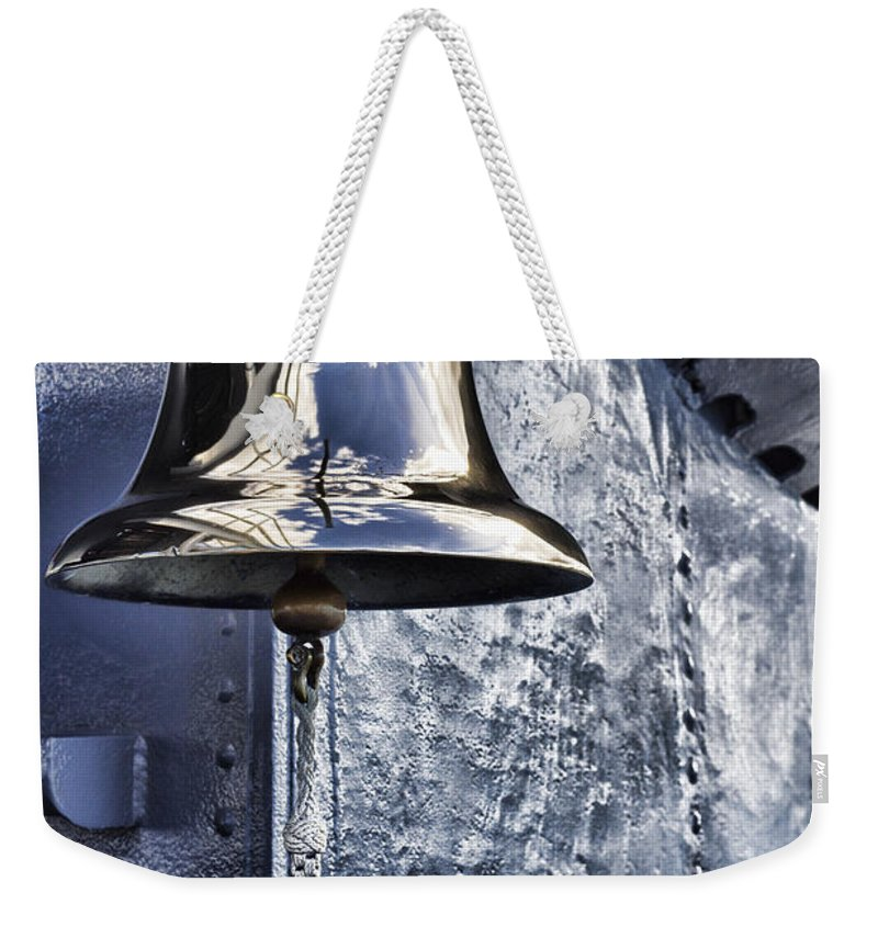 Mechanics Weekender Tote Bag featuring the photograph The Bell-uss Bowfin Pearl Harbor by Douglas Barnard