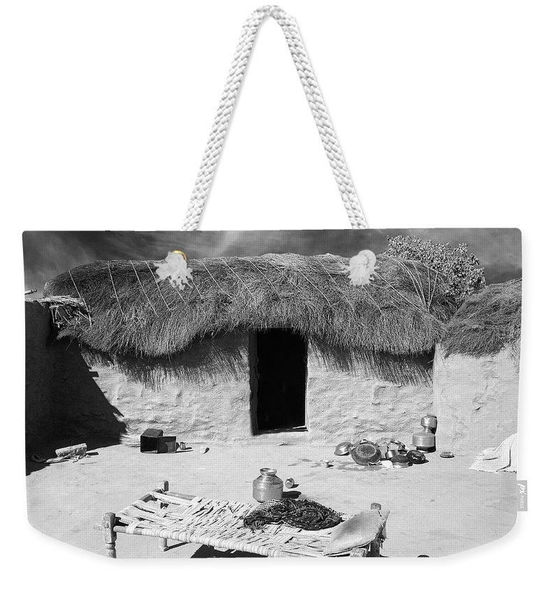 Dry Season Weekender Tote Bag featuring the photograph The Dry Season by Dominic Piperata