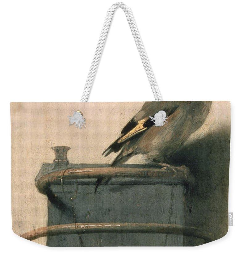 Finch Weekender Tote Bags