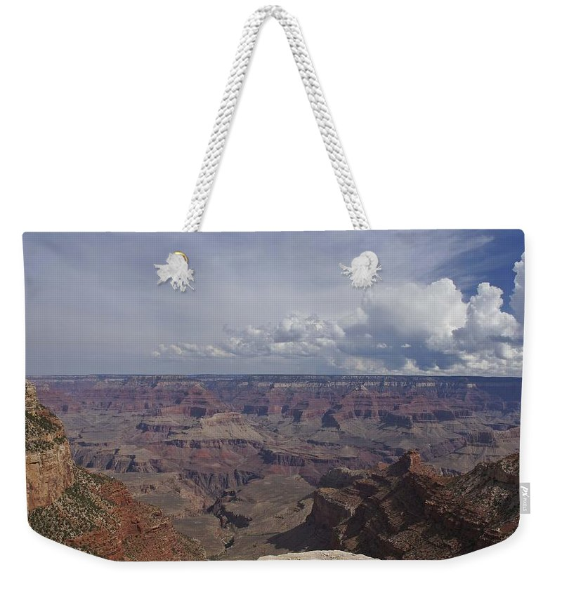 Grand Canyon Weekender Tote Bag featuring the photograph The Grand Canyon by Brian Kamprath