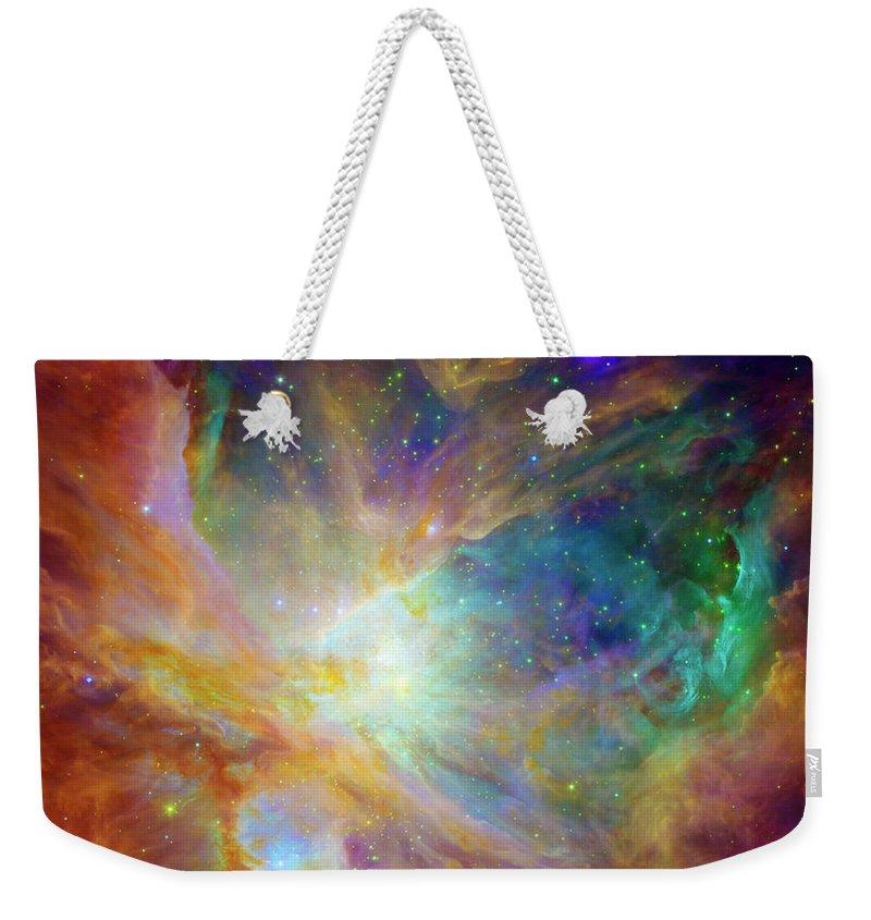 Aliens Weekender Tote Bags
