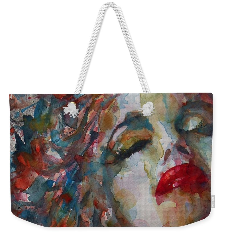 American Actress Weekender Tote Bags