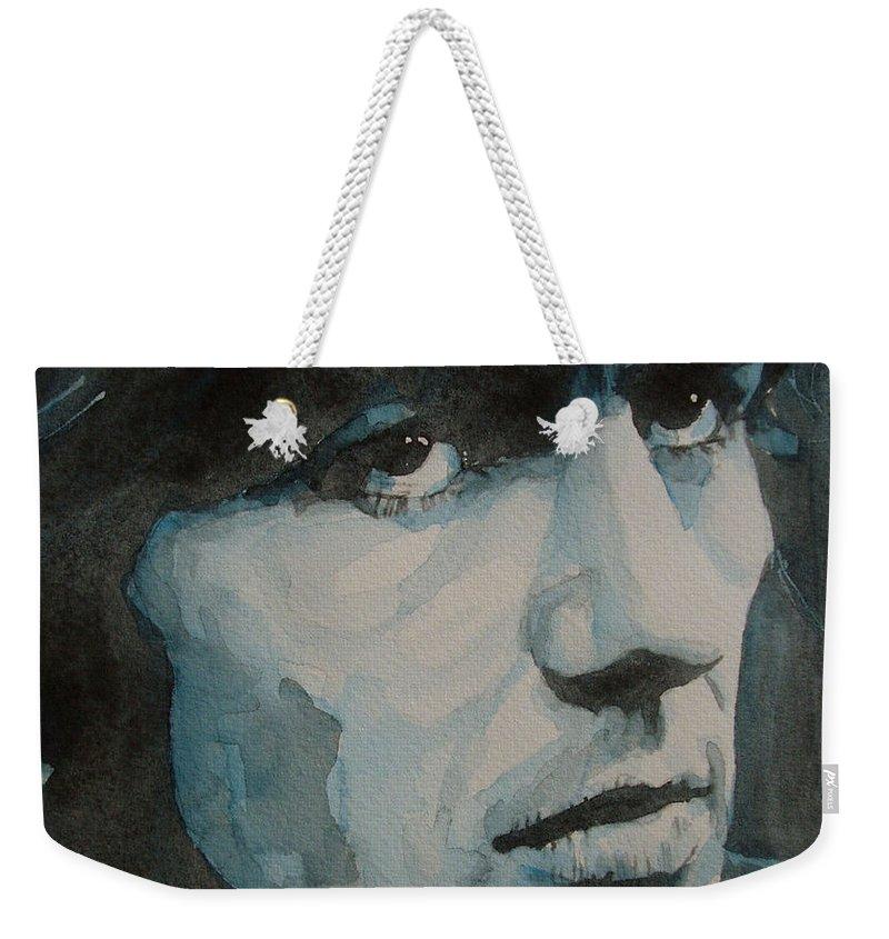 George Harrison Weekender Tote Bags