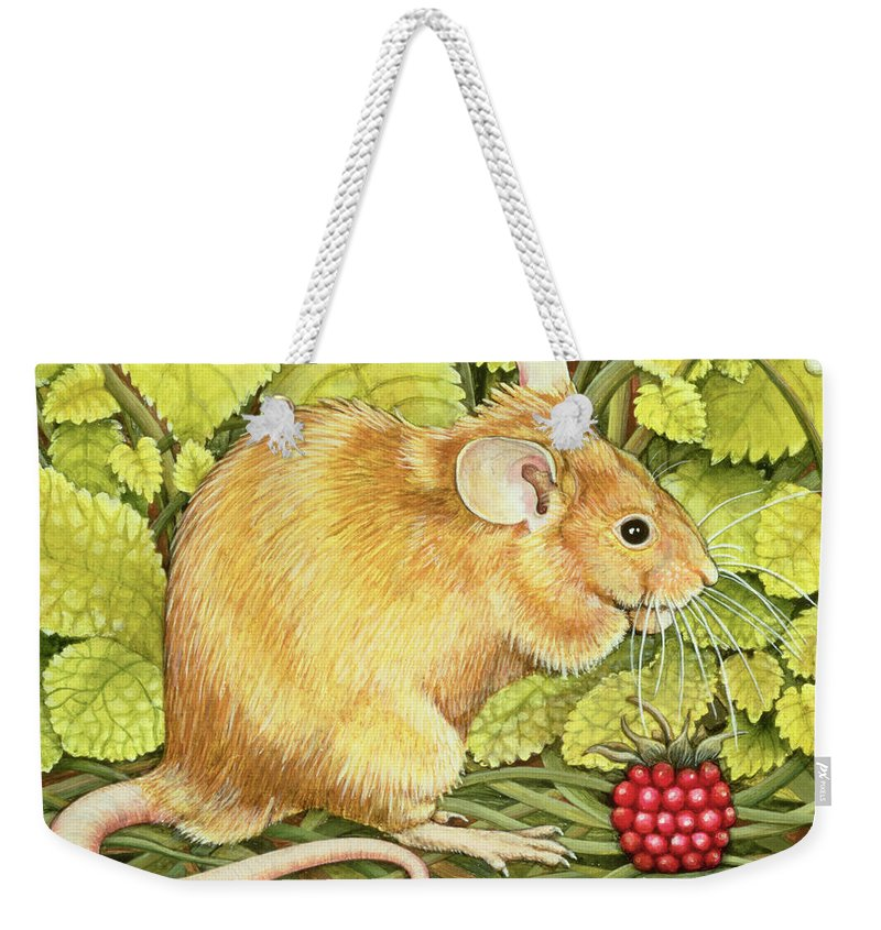 Mouse Weekender Tote Bags