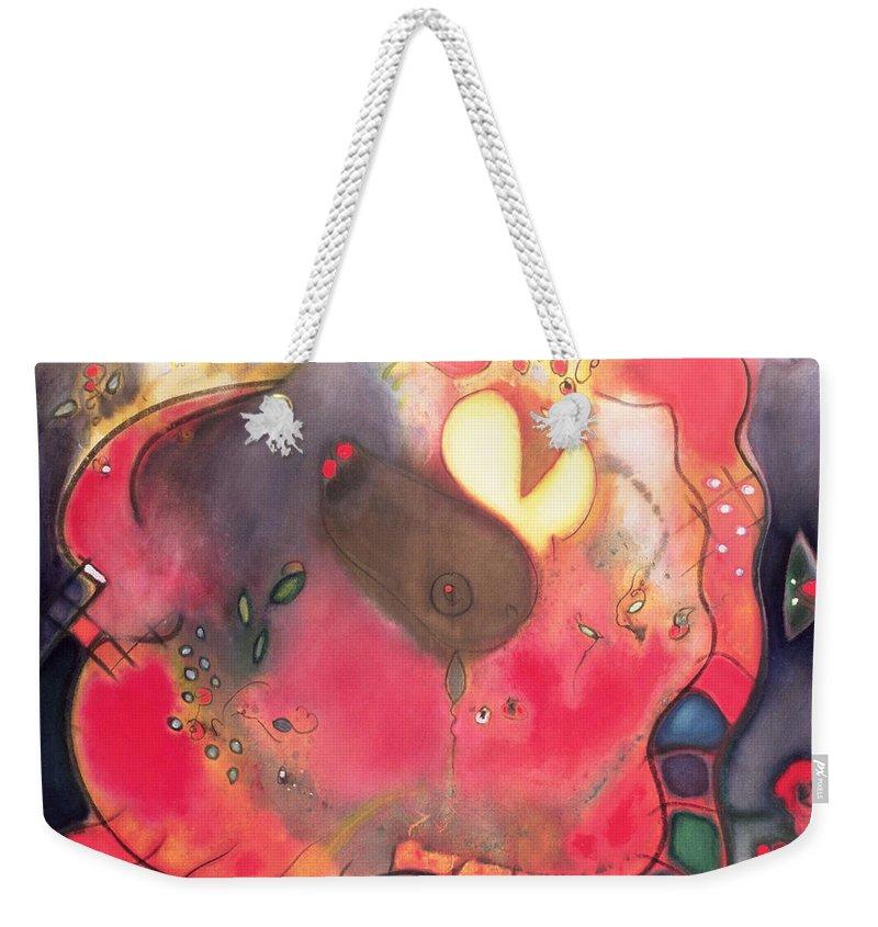 Synthesis Weekender Tote Bags