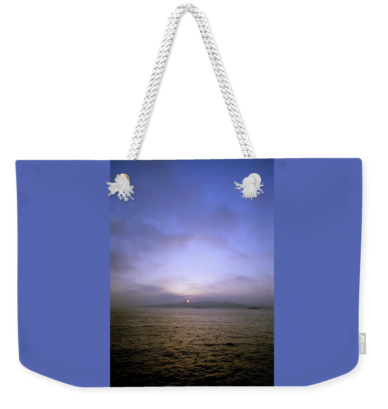 Istanbul Weekender Tote Bag featuring the photograph Sea Of Marmara Dream by Shaun Higson