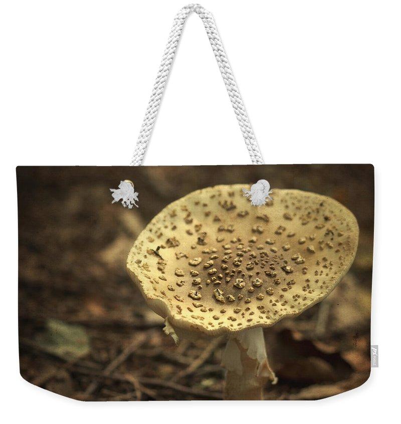 Shrooms Weekender Tote Bags