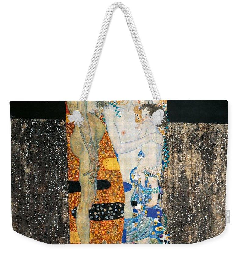 Human Interest Paintings Weekender Tote Bags