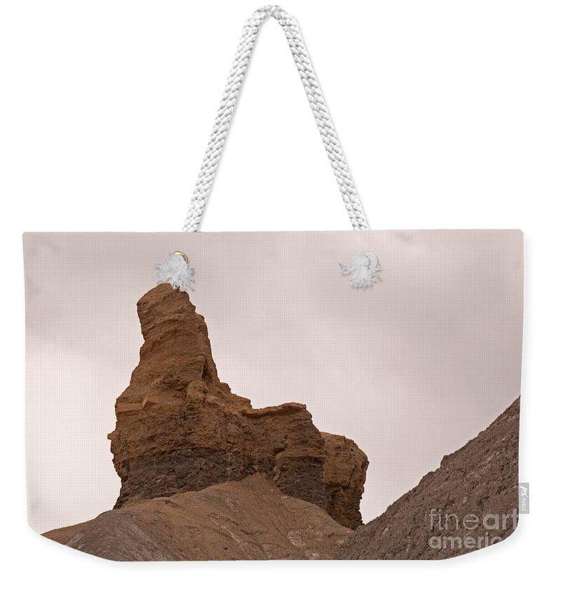 Afternoon Weekender Tote Bag featuring the photograph The Thumb by Fred Stearns