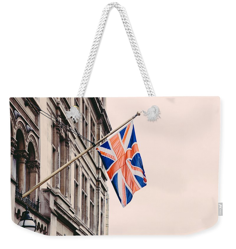 England Weekender Tote Bag featuring the photograph The Uk by Pati Photography