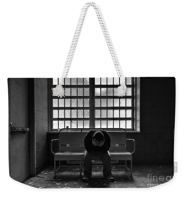 Unforgiven Weekender Tote Bag featuring the photograph The Unforgiven by Rick Kuperberg Sr