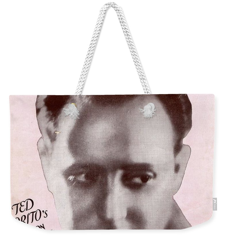 Nostalgia Weekender Tote Bag featuring the photograph There Is A Tavern In The Town by Mel Thompson