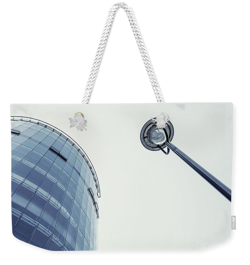 Dublin Weekender Tote Bag featuring the photograph Things Are Looking Up by Evelina Kremsdorf