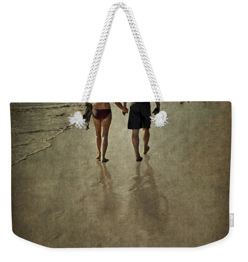 Love Weekender Tote Bag featuring the photograph To Love by Evelina Kremsdorf