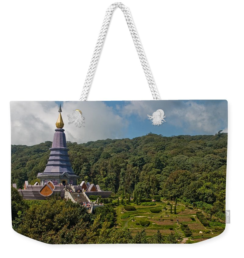 3scape Weekender Tote Bag featuring the photograph To The King And Queen by Adam Romanowicz