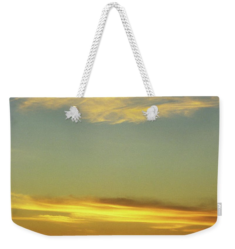 Cambodia Weekender Tote Bag featuring the photograph Tonle Sap Sunrise 03 by Rick Piper Photography