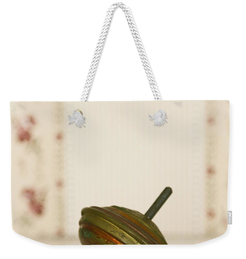Game Weekender Tote Bag featuring the photograph Top by Margie Hurwich