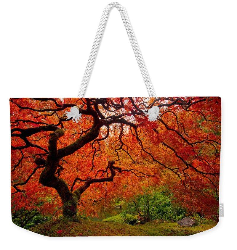 Oregon Weekender Tote Bags