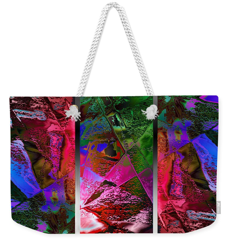 Payers Digital Art Weekender Tote Bags