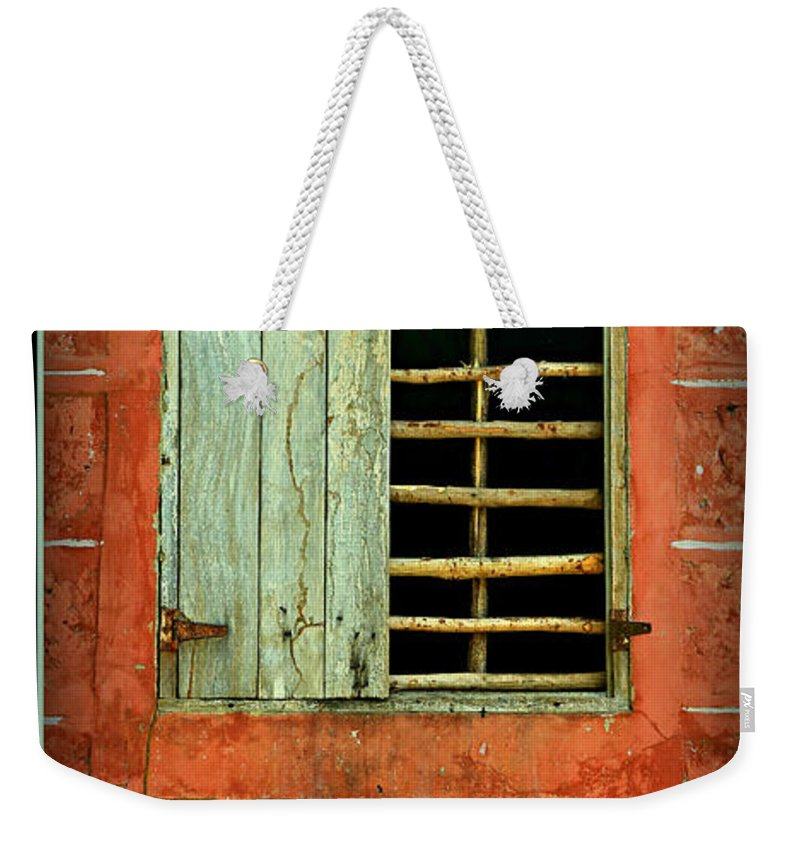 Maya Angelou Weekender Tote Bag featuring the photograph Triumphant Courage -- Inspirational Print by Stephen Stookey