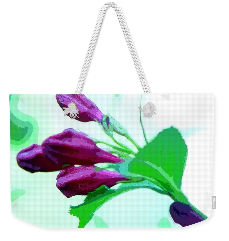 True Love Weekender Tote Bag featuring the photograph True Love - Beautiful Painting Like Photographic Image by James Scott Preston
