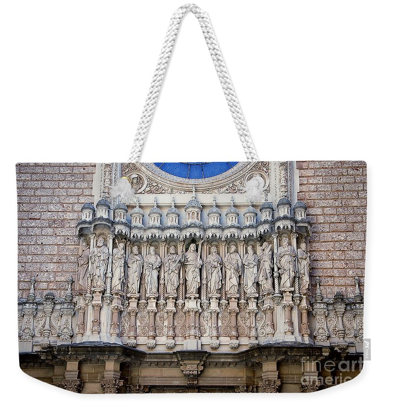 Photography Weekender Tote Bag featuring the photograph Twelve Apostles by Ivy Ho