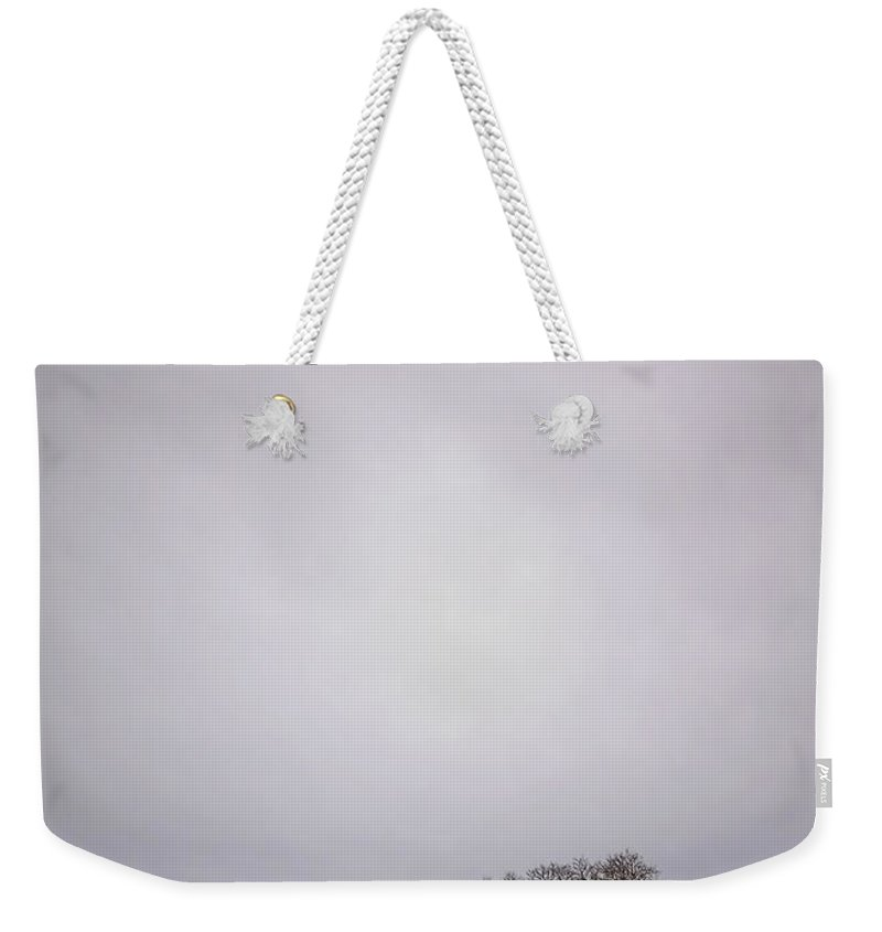 Country Weekender Tote Bag featuring the photograph Two by Evelina Kremsdorf