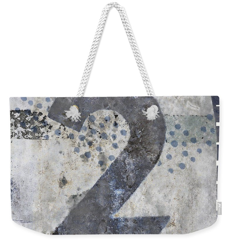 Two Weekender Tote Bag featuring the photograph Two Swimming by Carol Leigh