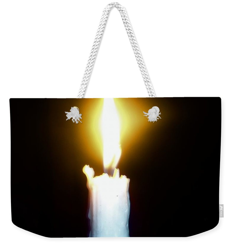 City Weekender Tote Bag featuring the photograph Unconditional Love by Tuntufye Abel