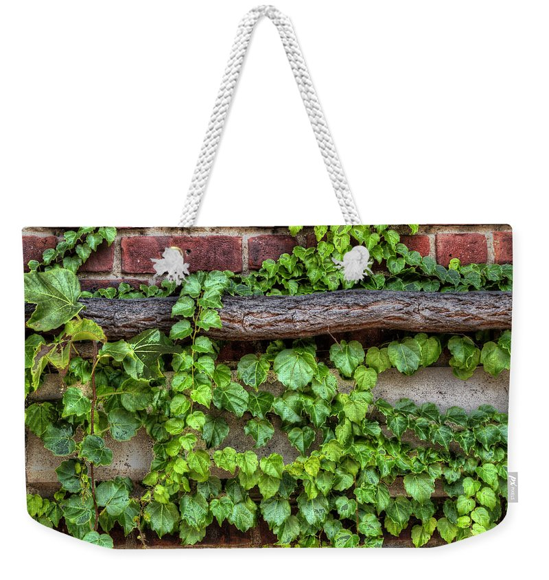 Photography Weekender Tote Bag featuring the photograph Up Over And Under by Paul Wear