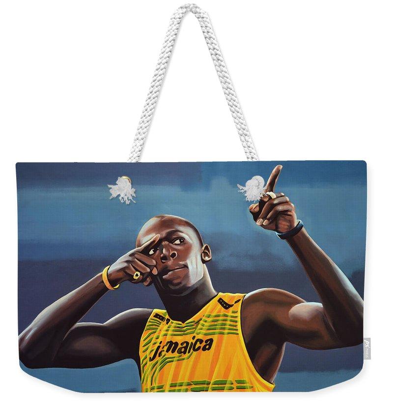 Jamaican Weekender Tote Bags