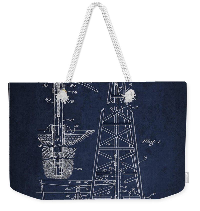 Exclusive Rights Weekender Tote Bags