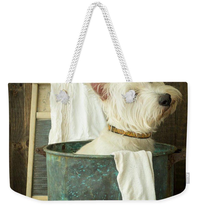 Bucket Weekender Tote Bags
