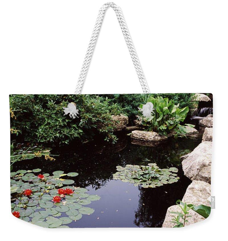 Olbrich Botanical Gardens Weekender Tote Bags