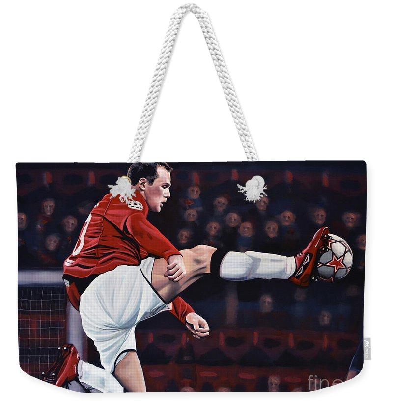 Premier League Weekender Tote Bags