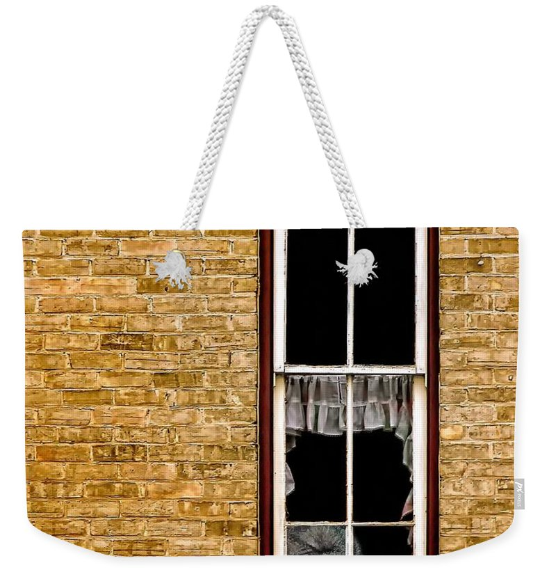 Church Weekender Tote Bag featuring the photograph What 800 Lbs Gorilla by Steve Harrington