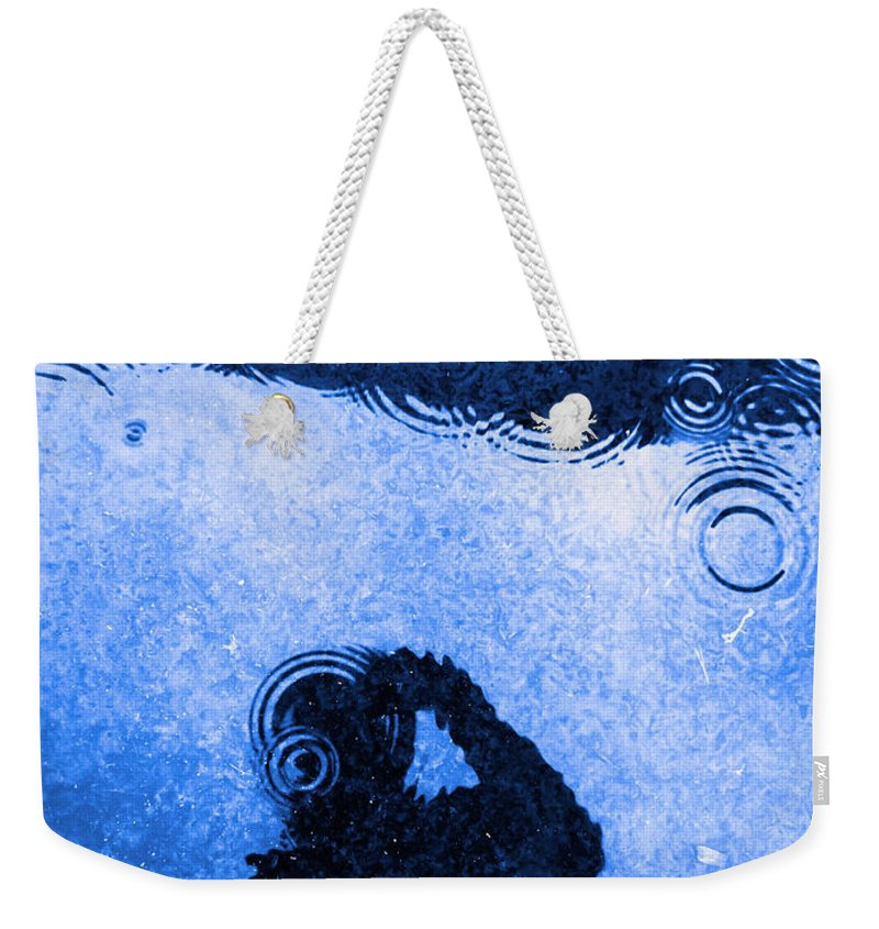 Rain Weekender Tote Bag featuring the photograph When The Rain Comes by Robyn King