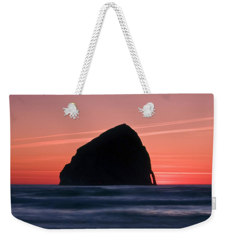 Wild Color Weekender Tote Bag featuring the photograph Wild Color by Wes and Dotty Weber