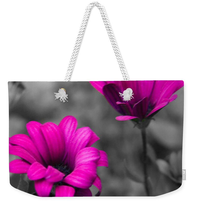 #nature Weekender Tote Bag featuring the photograph Wildflower 2 by Jacquelinemari