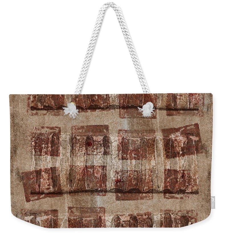 Earthtones Weekender Tote Bags