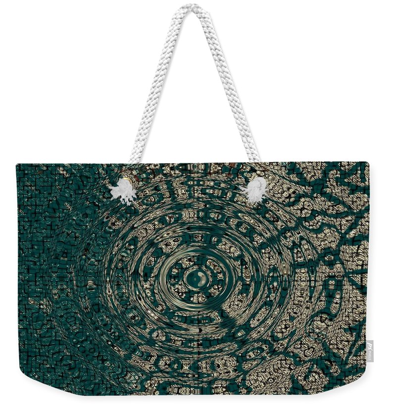 Woven Weekender Tote Bag featuring the photograph Woven Dreams by Joseph Baril