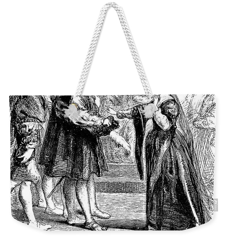 16th Century Weekender Tote Bag featuring the photograph Alls Well That Ends Well by Granger