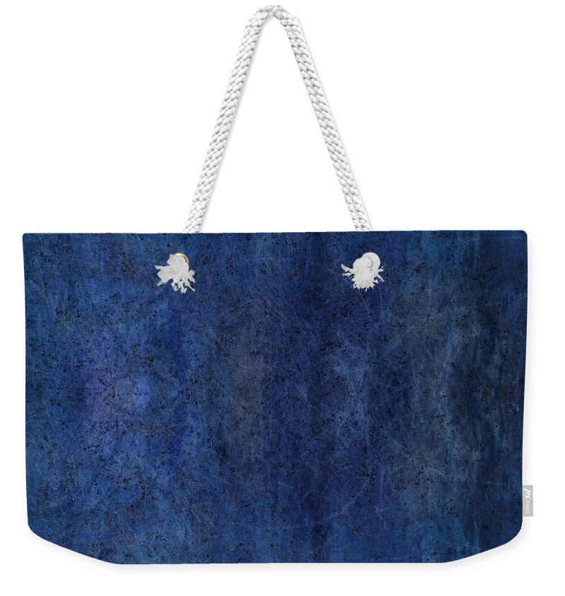 Celestial Weekender Tote Bag featuring the painting Celestial Bodies by Christopher Gaston