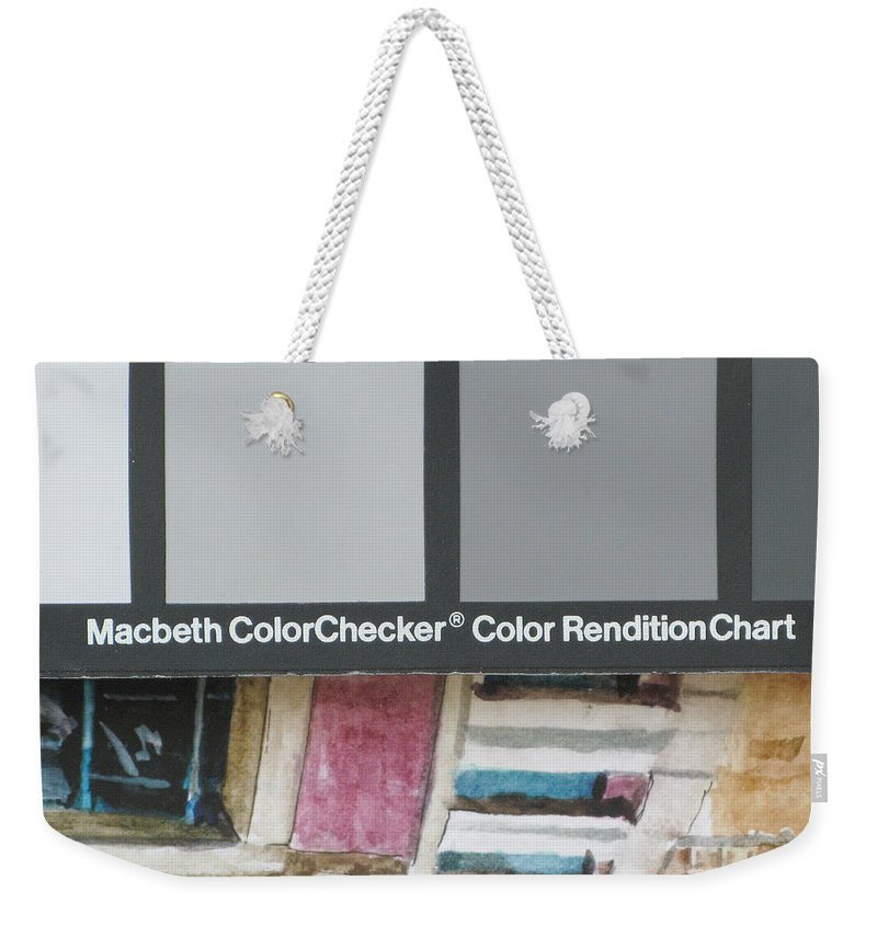 Weekender Tote Bag featuring the photograph Number 10 by Rich Franco