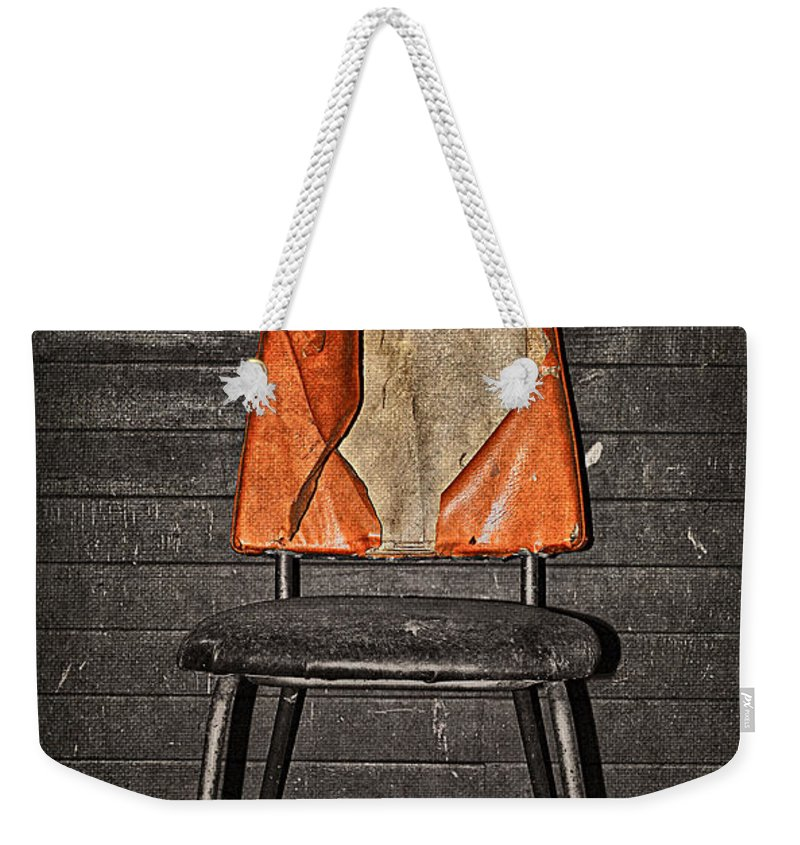 Jerry Cordeiro Weekender Tote Bag featuring the photograph Waiting For Love by The Artist Project