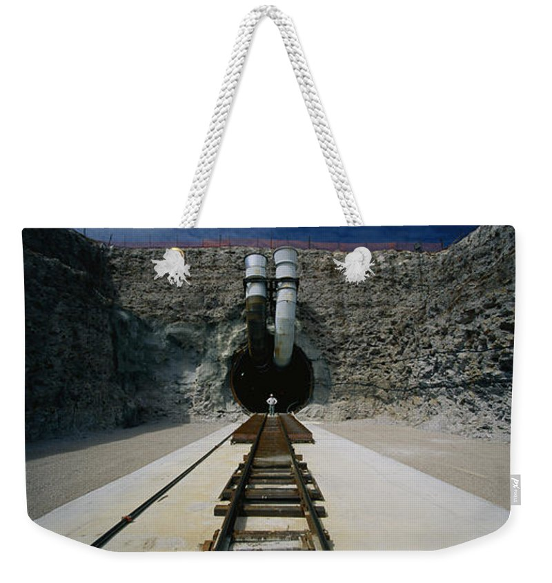 Weekender Tote Bag featuring the photograph Untitled by National Geographic