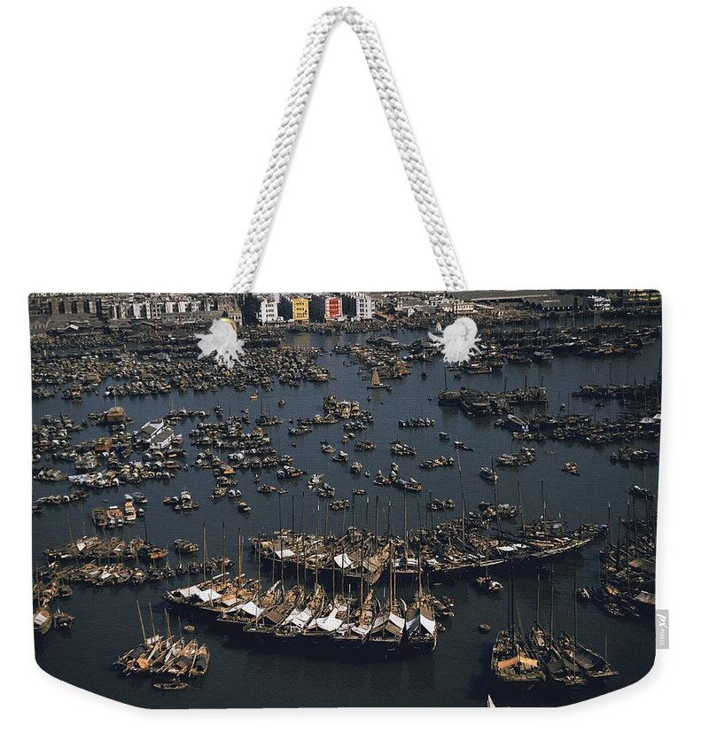 Asia Weekender Tote Bag featuring the photograph Untitled by W.E. Garrett