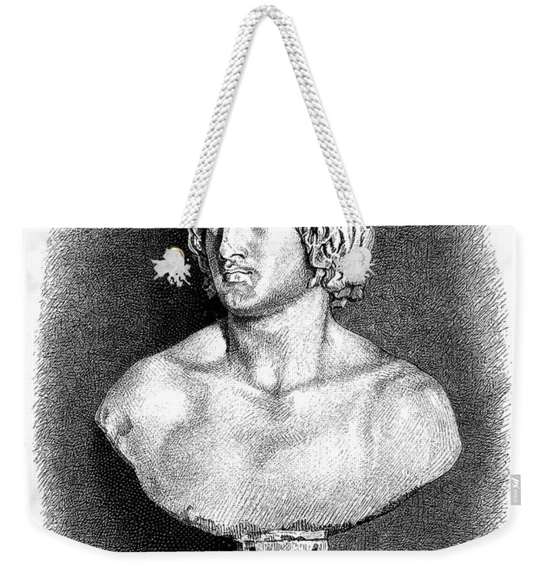 1st Century Weekender Tote Bag featuring the photograph Arminius (c17 B.c.-21 A.d.) by Granger
